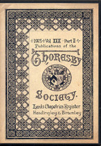 Yorkshire Parish Registers: Leeds (Headingley and Bramley)