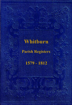 Durham Parish Registers: Whitburn 1579-1812