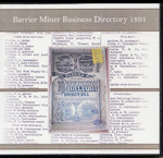 Barrier Miner Business Directory 1891