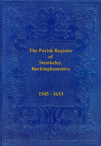 Buckinghamshire Parish Registers: Stewkeley 1545-1653