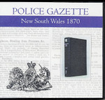 New South Wales Police Gazette 1870