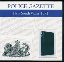 New South Wales Police Gazette 1871