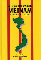 Australian Awards Vietnam 1962 to 1991