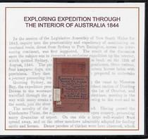 Exploring Expedition Through the Interior of Australia 1844