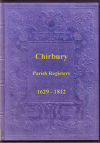 Shropshire Parish Registers: Chirbury 1629-1812