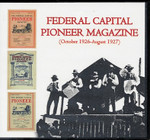 Federal Pioneer Magazine (October 1926-August 1927)