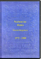 Shropshire Parish Registers: Norton-in-Hales 1572-1880