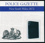 New South Wales Police Gazette 1872