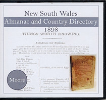 New South Wales Almanac and Country Directory 1898 (Moore)