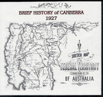 Brief History of Canberra 1927