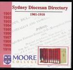 Sydney Diocesan Directory 1901-1910