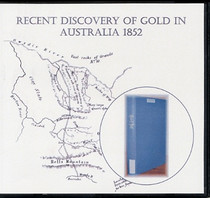 Recent Discovery of Gold in Australia 1852