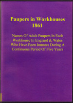 Paupers in Workhouses 1861