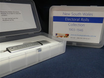 New South Wales Electoral Rolls Collection (USB)