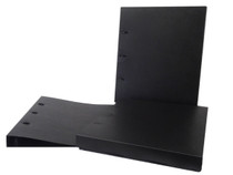 A3 Binder and Slipcover Black