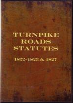 Turnpike Roads, Statutes