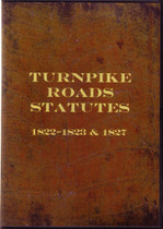 Turnpike Roads, Statutes