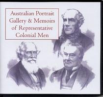 Australian Portrait Gallery and Memoirs of Representative Colonial Men