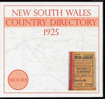 New South Wales Almanac and Country Directory 1925 (Moore)