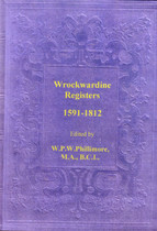 Shropshire Parish Registers: Wrockwardine 1591-1812
