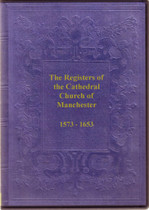 Lancashire Parish Registers: Manchester, Cathedral Church 1573-1653