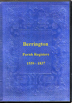 Shropshire Parish Registers: Berrington 1559-1837
