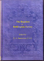 Surrey Parish Registers: Beddington 1538-1673