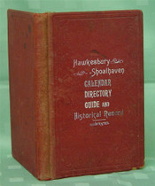 The Hawkesbury and Shoalhaven Calendar, Directory, Guide and Historical Record (original)