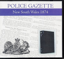 New South Wales Police Gazette 1874