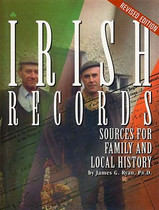 Irish Records: Sources for Family and Local History (hardcover)