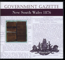 New South Wales Government Gazette 1876