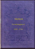 Yorkshire Parish Registers: Mirfield 1559-1700