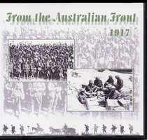 From the Australian Front 1917