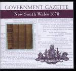 New South Wales Government Gazette 1878