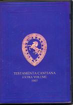 Testamenta Cantiana (Kent Wills) Extra Volume