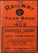The Railway Year Book for 1922
