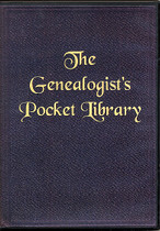 The Genealogist's Pocket Library