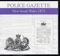 New South Wales Police Gazette 1875