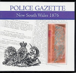 New South Wales Police Gazette 1876