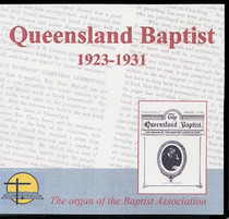 Queensland Baptist 1923-1931