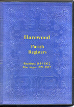 Yorkshire Parish Registers: Harewood 1614-1812