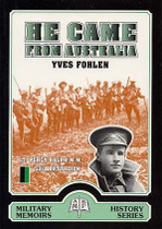 He Came from Australia: Lieutenant Percival Ralph, MM, MID (53rd Battalion, Australian Imperial Force)