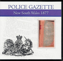 New South Wales Police Gazette 1877