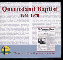 Queensland Baptist 1961-1970