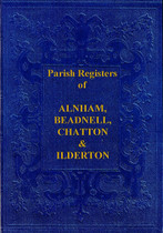 Northumberland Parish Registers: Alnham, Beadnell, Chatton and Ilderton 1705-1812