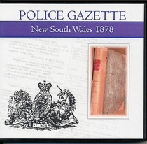 New South Wales Police Gazette 1878