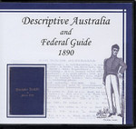 Descriptive Australia and Federal Guide 1890