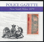 New South Wales Police Gazette 1879