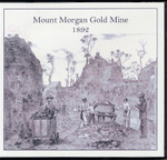 Mount Morgan Gold Mine 1892