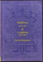 Shropshire Parish Registers: Buildwas 1659-1837 and Leighton 1661-1837